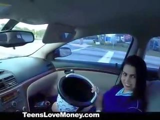 Teenslovemoney fundraising money for a car quickie 1